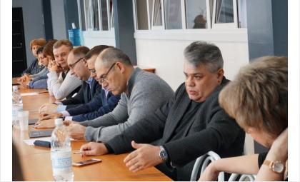 Отчетно-итоговая конференция предпринимателей Бердска