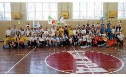 Детсад «Земляничка» победил в спартакиаде в Бердске
