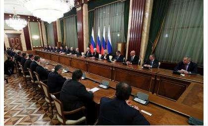 Новое Правительство РФ уже приступило к работе