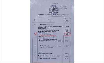Нет необходимости платить за упраздненный документ