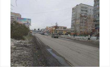 Улица Первомайская - одна из главных улиц Бердска