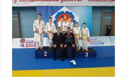Дзюдоисты из Бердска вошли в состав сборной региона на чемпионат СФО