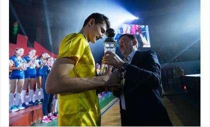 Волейболист из Бердска Кирилл Власов включен в сборную России