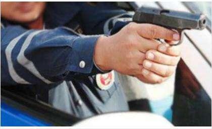 Водитель был задержан