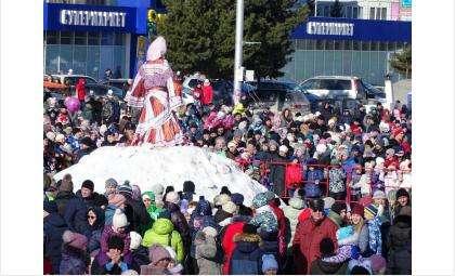 Масленица в Бердске состоится 1 марта 2020 года