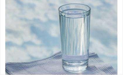 Вода пригодна для питья