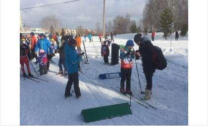 Соревнования по лыжным гонкам на призы Амира Гареева прошли в Бердске