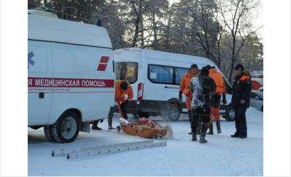 Бердские спасатели круглые сутки готовы прийти на помощь людям