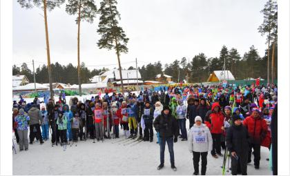 Ежегодно во Всероссийском забеге принимают участие тысячи бердчан