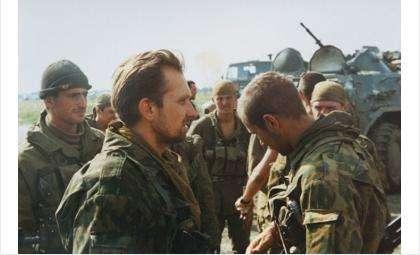 Андрей Панфёров сам служил в бердской бригаде спецназа ГРУ