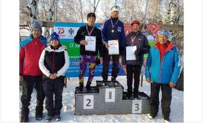 Бердские пенсионеры завоевали «золото» в волейболе на спартакиаде в Куйбышеве