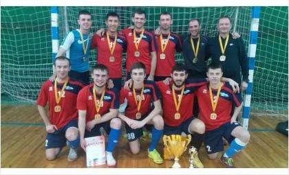 Спортшкола «Бердск» - обладатель кубка Новосибирской области по мини-футболу