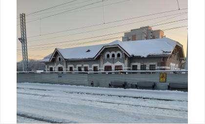 Старый вокзал станет частью нового комплекса