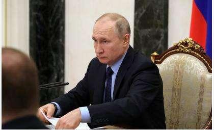 Владимир Путин выступил с обращением
