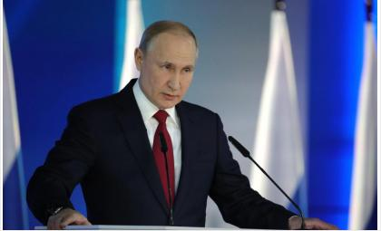 Владимир Путин призвал россиян со всей серьёзностью отнестись к ситуации