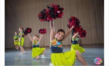 Набираем детей для участия в нашем уникальном танцевальном проекте!