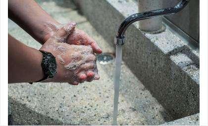 Нужно чаще мыть руки