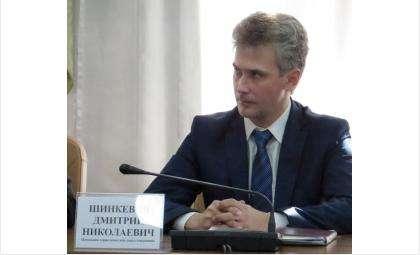 Дмитрий Шинкевич вернулся туда, откуда начинал. Но уже на руководящую должность