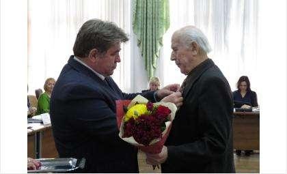 Медаль Григорию Литвиненко успели вручить в торжественной обстановке