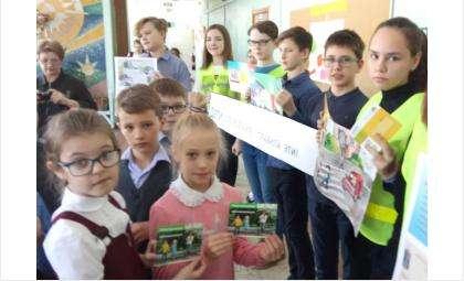 «Минутка дорожной грамоты» - для бердских школьников