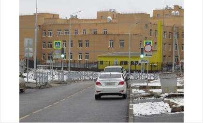 Новая школа рассчитана на 1100 мест