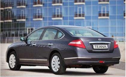 «Nissan Teana» / фото autoportal.pro