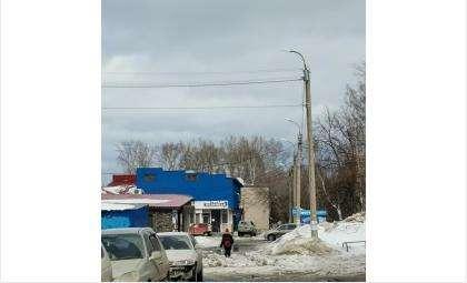 Плюсовая температура спровоцировала таяние огромного количества снега