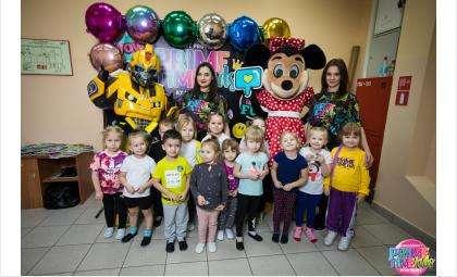 Продолжается набор детей в группы 3-5, 6-9 и 10-14 лет