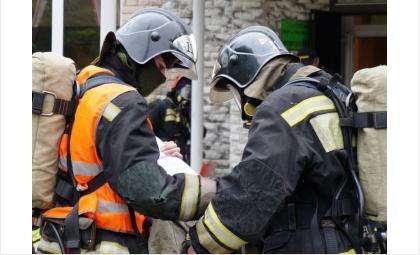 Два пожара за неделю произошли в Бердске