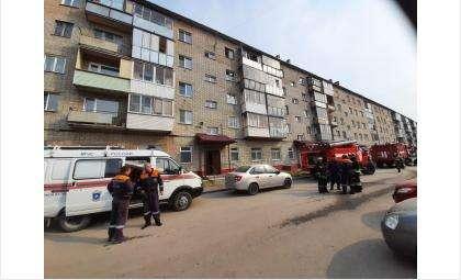 Жительница Бердска жгла в квартире вещи, угрожая своему 6-летнему сыну