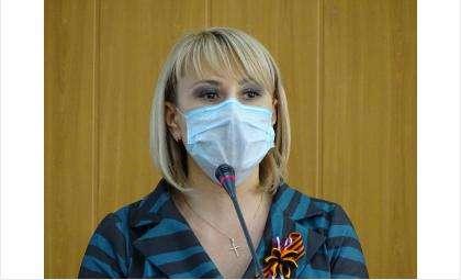 Жанна Шурова, заместитель главы администрации Бердска
