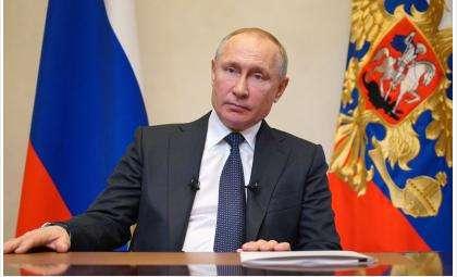 Владимир Путин обратится к нации