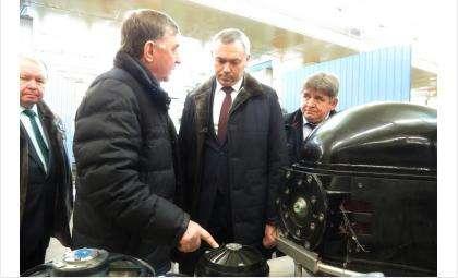 Губернатор подписал план первоочередных мероприятий по поддержке региональной экономики