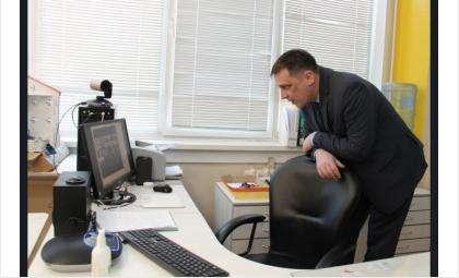 Министр образования Новосибирской области Сергей Федорчук