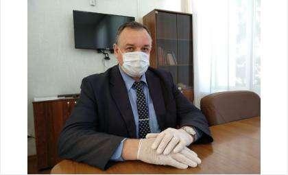 Военком Бердска Андрей Копачёв
