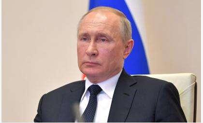 Владимир Путин выступил с обращением к губернаторам и жителям страны