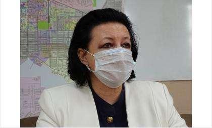 Главврач БЦГБ Алла Дробинская рассказала про обстановку с коронавирусом в Бердске
