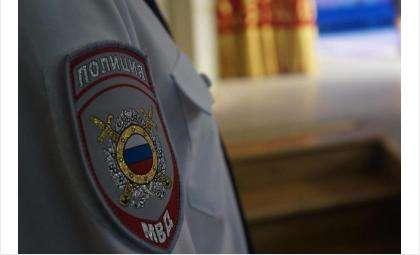Встреча со стражами порядка для нарушителя обернулась уголовным делом