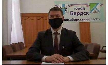 Вице-мэр Бердска Владимир Захаров
