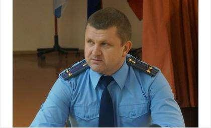 Прокурор Бердска Роман Андреевич Сивак
