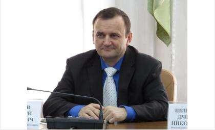 Дмитрий Есиков, начальник управления градостроительства мэрии Бердска