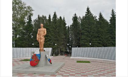 Общественное пространство в Кыштовке благоустроили с опережением графика