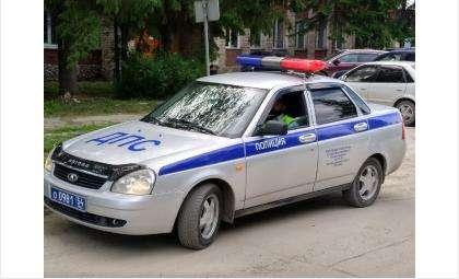 За три дня ГИБДД поймала 143-х пьяных водителей в Новосибирской области