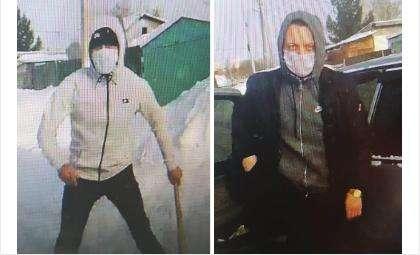 Подозреваемые в разбойном нападении