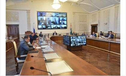 Законопроект поддержан на заседании Правительства региона