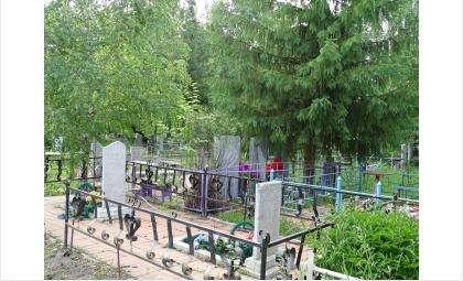 В родительскую субботу принято посещать могилы усопших близких