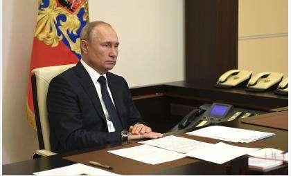 Владимир Путин назначил новую дату голосования