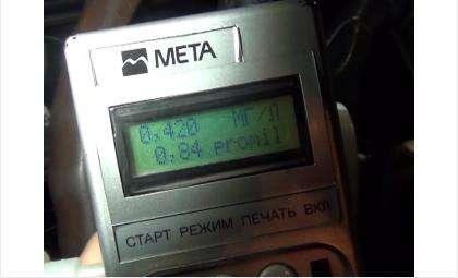 За три дня ГИБДД задержала в Новосибирской области 96 пьяных водителей