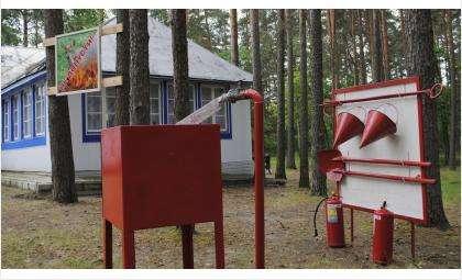 Проверка детских оздоровительных лагерей на территории Бердска