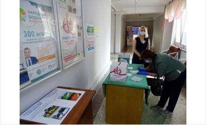 Голосование по «Народному бюджету» в Бердске